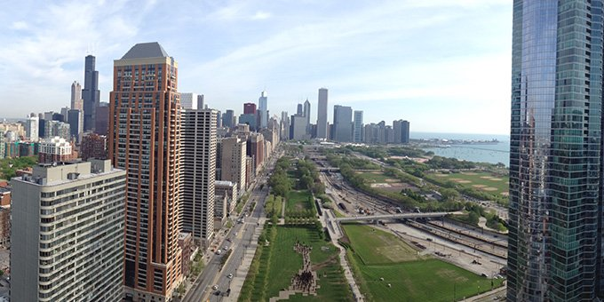 Rich Melman casts a giant shadow in awesome Chicago says Chris Gerard