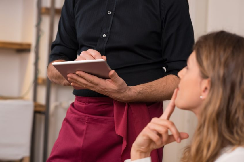 Why use Handheld Ordering Systems?