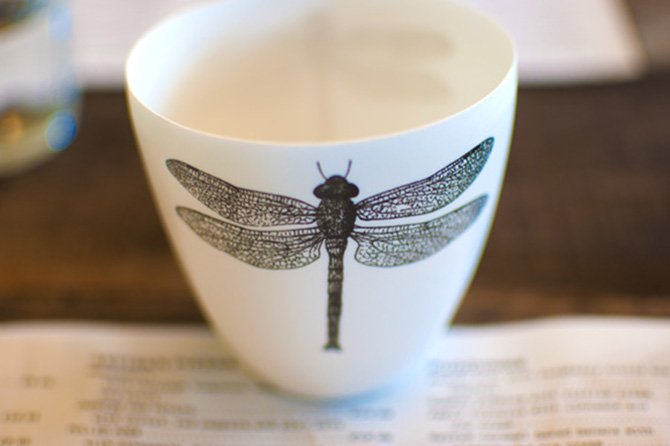 Artisan branded cup